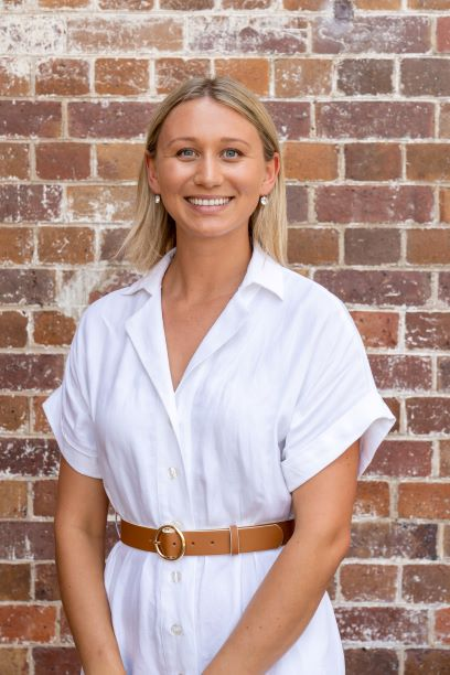 Sarah Cantle Real Estate Agent SixtyFour Property New Farm Brisbane